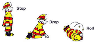 JULY WEEK 3 STOP, DROP, AND ROLL